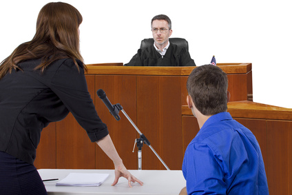 DUI Courtroom Trial