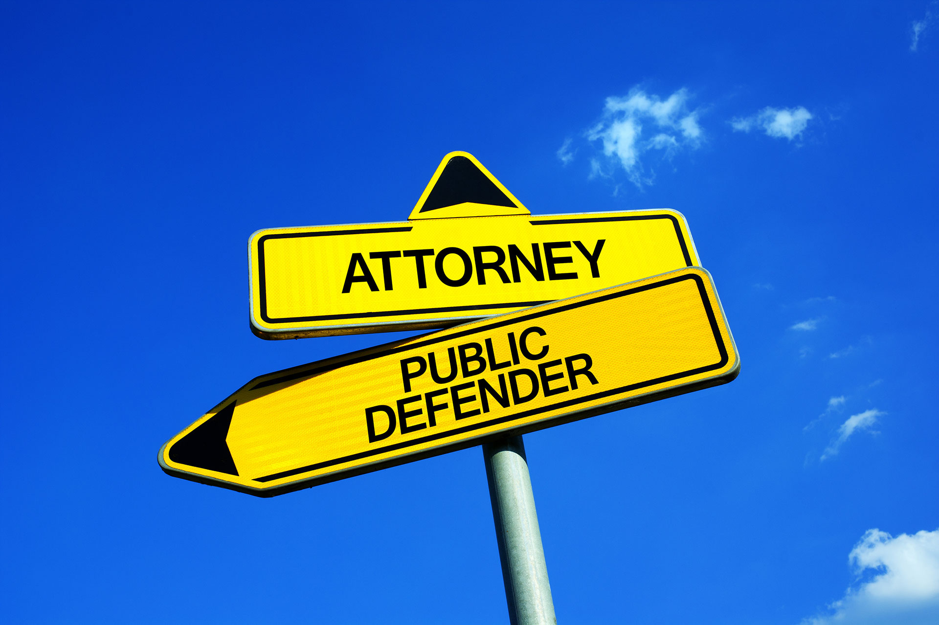 Using a Public Defender for a DUI